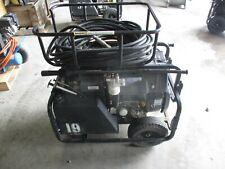 Stanley Hydraulic Tool Cart Diesel 820243c 23hrs Kohler Engine Used