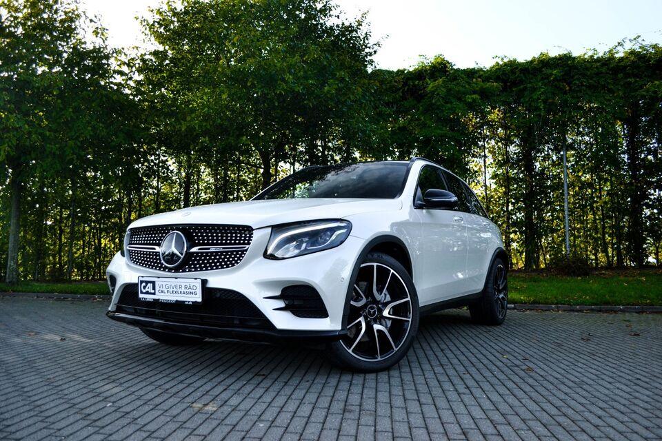 Mercedes GLC43 3,0 AMG aut. 4-M Benzin 4x4 4x4 aut.