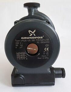 CIRCULATEUR GRUNDFOS UPS 25-125 180 230V COMPATIBLE UPS 25-120 Technibel