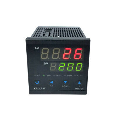 LED Digital Temperature Controller Thermostat Control Switch AC 110V-240V G7R0
