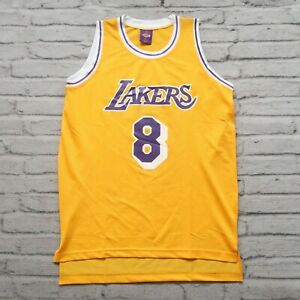 Vintage New 90s Los Angeles Lakers Kobe Bryant Jersey Promo Size ...