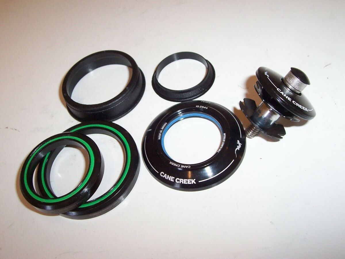 NEW  - Cane Creek 10 (TEN), Integrated Headset, 1-1 8  to 1-1 2 , Complete Set  official authorization
