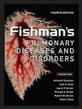 Fishman's Pulmonary Diseases and Disorders 2 Volume Set 4th Edition Senior