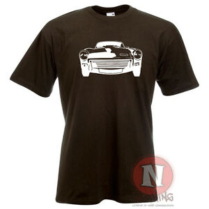 Triumph GT6 MK2 Classique Britannique Voiture de Sport T-Shirt