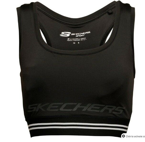 Aerobicudstyr, Sports BH, Skechers