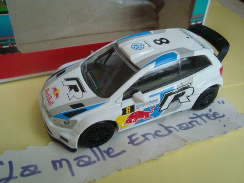 New Volkswagen Polo WRC 2014 1//43° Norev Jet Car