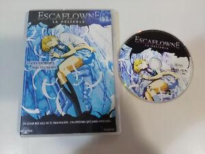 ESCAFLOWNE-LA-PELICULA-DVD-EXTRAS-ESPANOL-JAPONES-ANIME