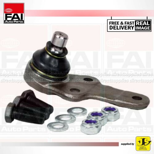 FAI Lower Ball Joint SS678 pour FORD FOCUS 1.4 1.6 1.8 2.0 TDCi//16 V//TDDi ST170