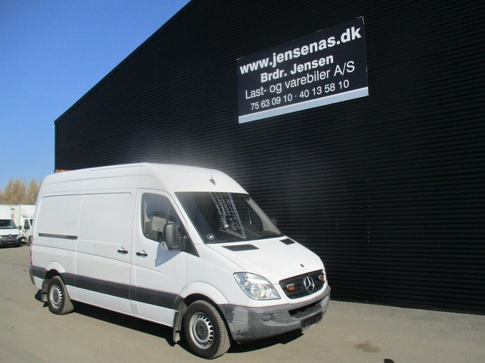 Mercedes Sprinter 316 2,2 CDi R2 Kassevogn Diesel modelår
