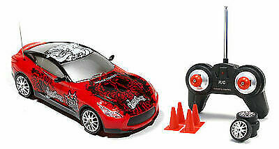 West Coast Customs Cars For Sale >> World Tech Toys West Coast Customs Extreme Drift Rtr Rc Car 1 24 Scale For Sale Online Ebay