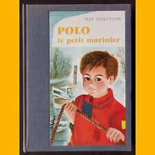 Collection l'Alouette POLO LE PETIT MARINIER May d'Alençon Simonne Baudoin 1958
