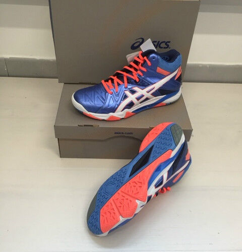 FW17 ASICS FIPAV SHOES GEL SENSEI 6 MT WOMAN VOLLEYBALL B553Y-4701 Comfortable and good-looking