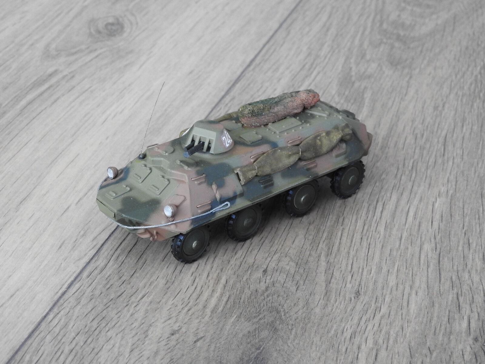 Btr-60 URSS RDA massstabsmodell 1 43