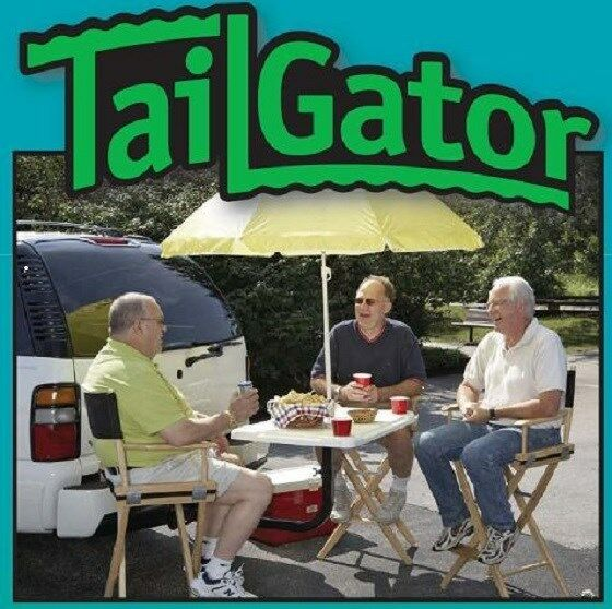 NEW TailGator Tail Gate Hitch-Mounted Tailgating Table