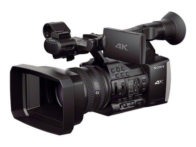 735945  Sony FDR-AX1, 4K Camcorder.   Nur vom Fachhändler!
