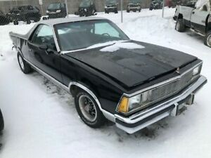 1981 Chevrolet El Camino Just in for sale at Pic N Save!