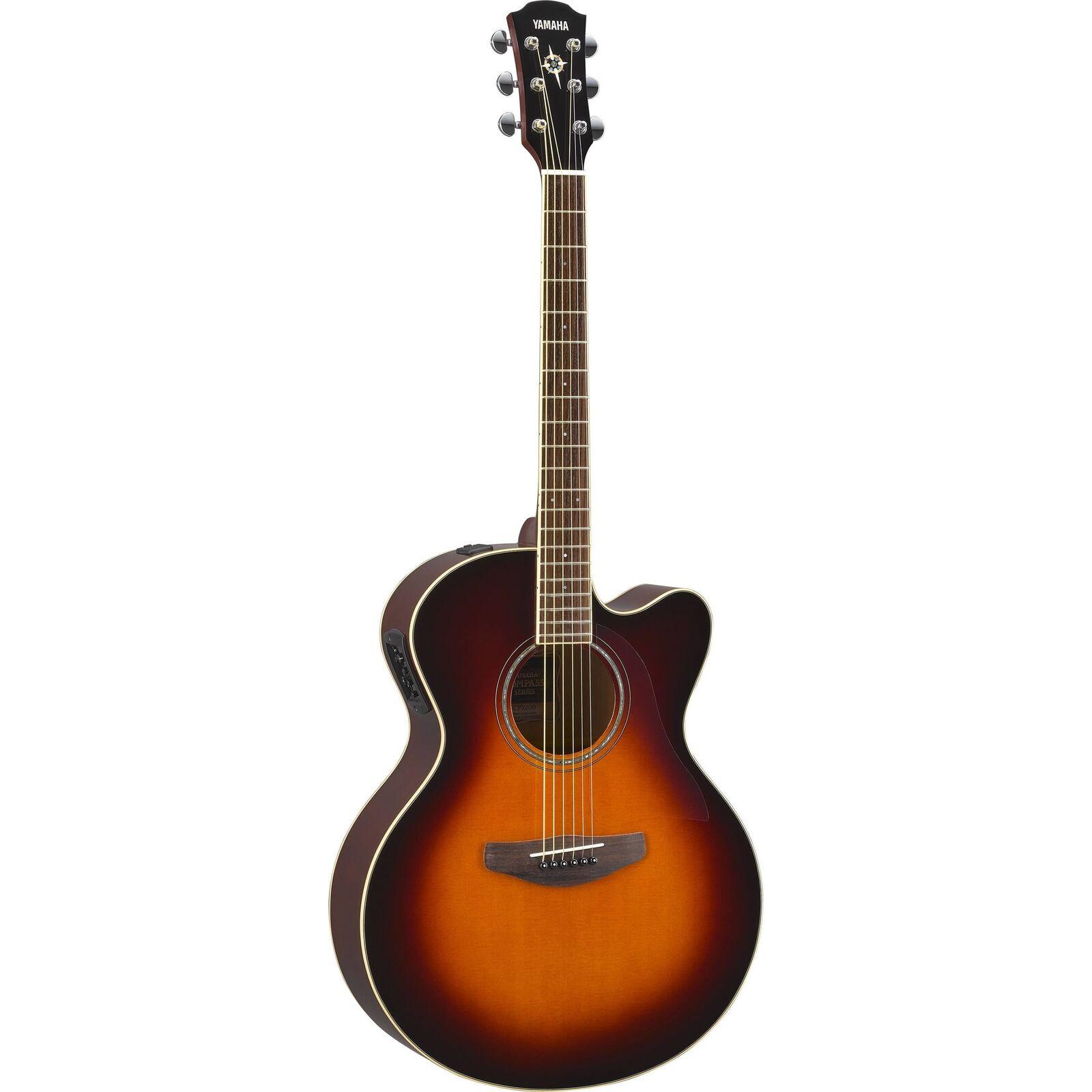 Yamaha Guitarra Acústica CPX600 OVS OVS OVS Antiguo Violín Sunburst electrificado  80% de descuento