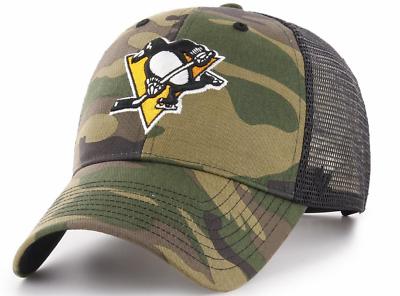 Anaheim Ducks Cap NHL Eishockey 47Brand Kappe Klettverschluß Verstellbar