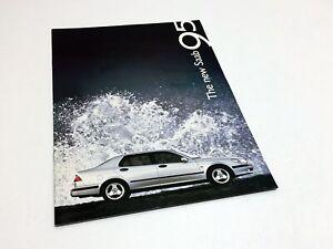 1998-Saab-9-5-Saab-Magazine-Reprint-Brochure