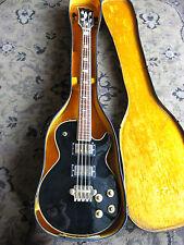 Early 1970s Ibanez electric bass vintage EBONY FINISH Japan lawsuit paul