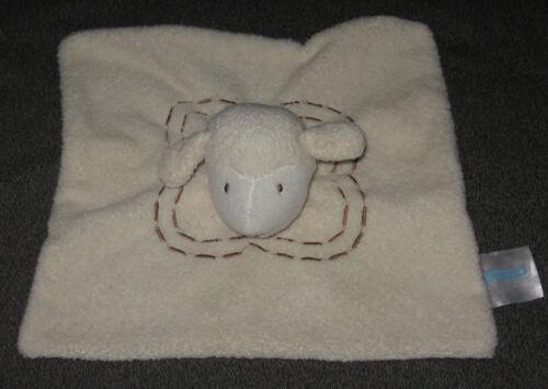 Babylove Schaf Schäfchen Lamm beige Kuscheltuch Schmusetuch Schnuffeltuch