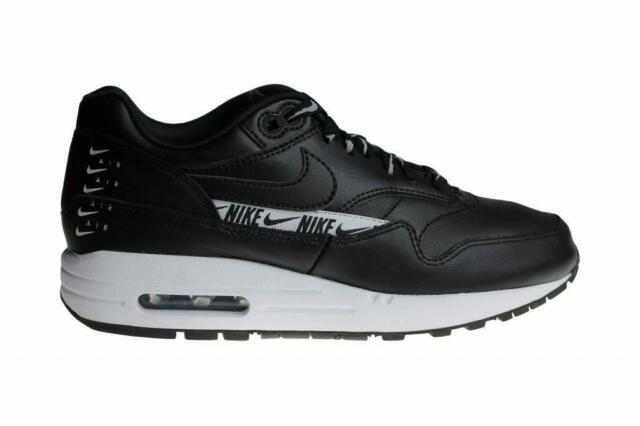 Nike Air Max 1 SE Women's Trainers Shoes Casual 881101 005 UK 4.5 US 7 EUR 38