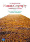 An Introduction to Human Geography: Issues for the 21st Century by James D. Sidaway, Denis J. B. Shaw, P. W. Daniels, Michael Bradshaw (Paperback, 2004)