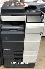 Konica Minolta Bizhub C654 A3 Color Laser Copier Printer Scanner Mfp 65 Ppm C754