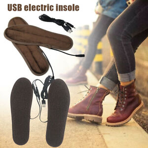 Electric-Heated-Shoe-Insoles-Warm-Sock-Feet-Heater-USB-Foot-Winter-Warmer-Pad