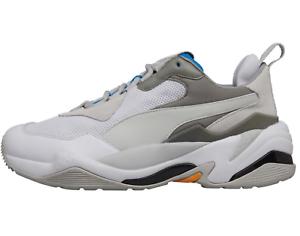 puma grey thunder spectra trainers