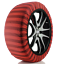 ISSE-Classic-Snow-Textile-Tire-Chains-Socks-Traction-for-Cars-SUVs-Truck-Size-62 thumbnail 5