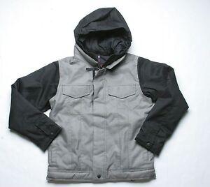 cd7ab7dd2d22 Burton Boys Denim Snowboard Jacket (M) Black