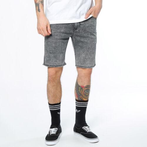Shorts Pantaloncino  Bermuda Jeans Strappo JunkYard XX XY Uomo Lars Slim 44 45
