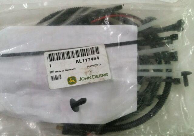 john deere oem part al117464 tractor seat wiring harness 6200 rh ebay com John Deere 4020 Wiring -Diagram Lights Fenders in For John Deere L118 Wiring Harness