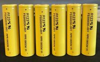 Brand 6 A123 3.2v 18650 1100mah Lifepo4 Lithium Rechargeable Battery 30a