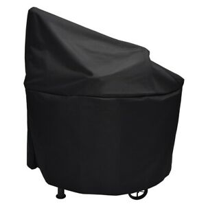 Details about Trail Embers Pellet Smoker Cover Water Resistant Protects  Model SMK8028AS Grill