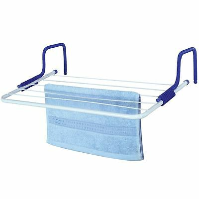 Radiator Airer Clothes Dryer Indoor Washing Laundry Horse Rack By Home Discount
