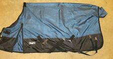 Tough-1 1200D Paisley Shimmer Turnout Sheet