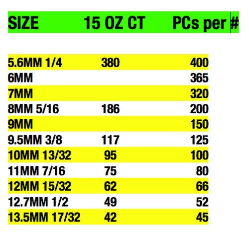 1//2 INCH 12.7MM 10 LBS STEEL SLINGSHOT BALLS