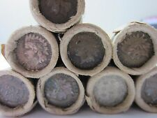(1) Premium - Window Wrapped Indian Head (IH) Penny Roll - Many Early Dates!