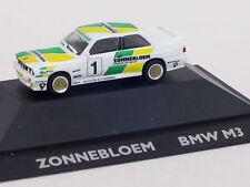 BMW M3 4-Sitzer, Zonnebloem, Start-Nr. 1, De Kleine Autominiaturen, 1:87, OVP