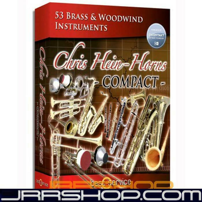 Best Service Chris Hein Horns Compact - Educational eDelivery JRR Shop
