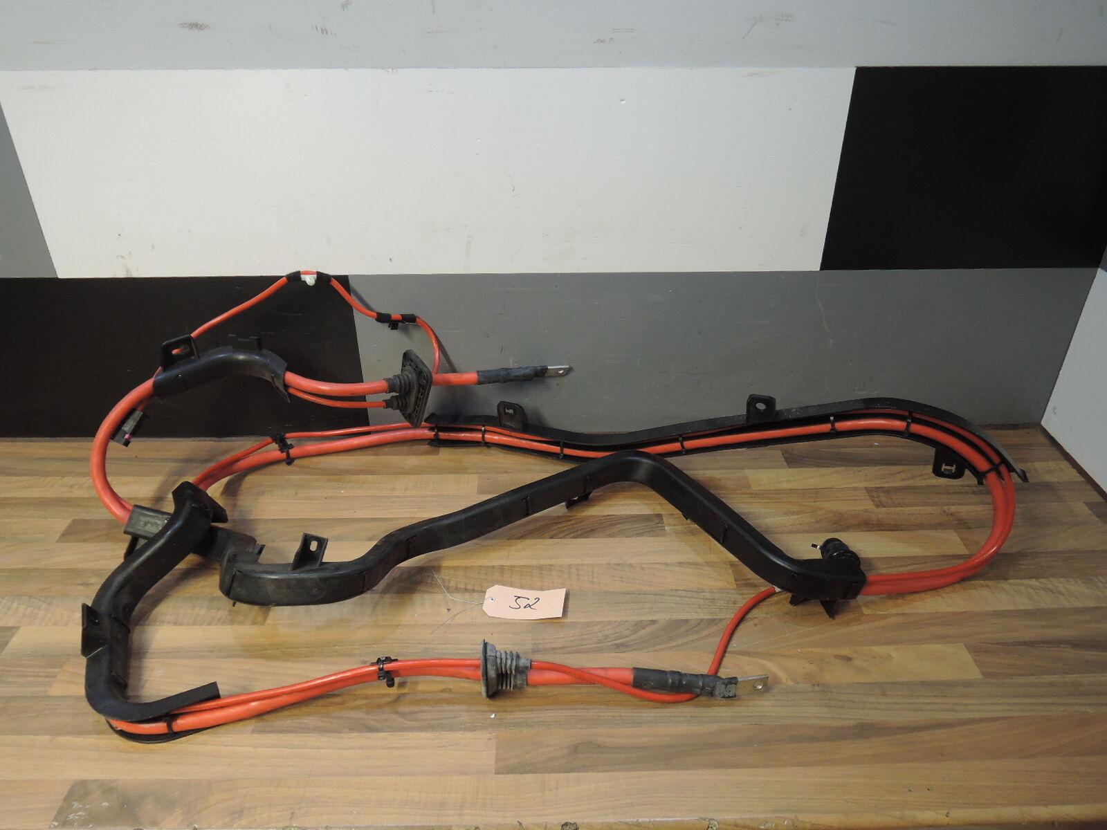 Für BMW X3 F25 20i Batteriekabel Pluskabel Verbindungskabel Starter-Batterie