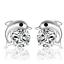 Clear-Crystal-Elegant-Women-925-Sterling-Silver-Plated-Ear-Stud-Earrings-Jewelry thumbnail 28