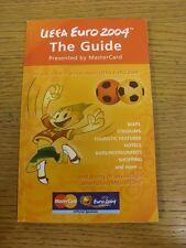 2004 European Championships 2004: Portugal - UEFA Euro 2004 The Guide, Presented