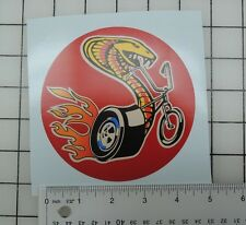 Murray Cobra decal, Eliminator, Drag Duster, others