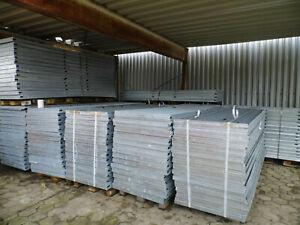 Gitterrost für Palettenregal zum Auflegen ca. 2.410 x 890 mm