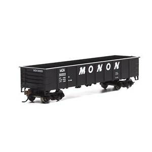 Athearn-HO-40-039-Gondola-Monon-30003
