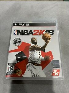 New-Sealed-NBA-2K18-Playstation-3-PS3-Kyrie-Irving-Cover-New-Sealed
