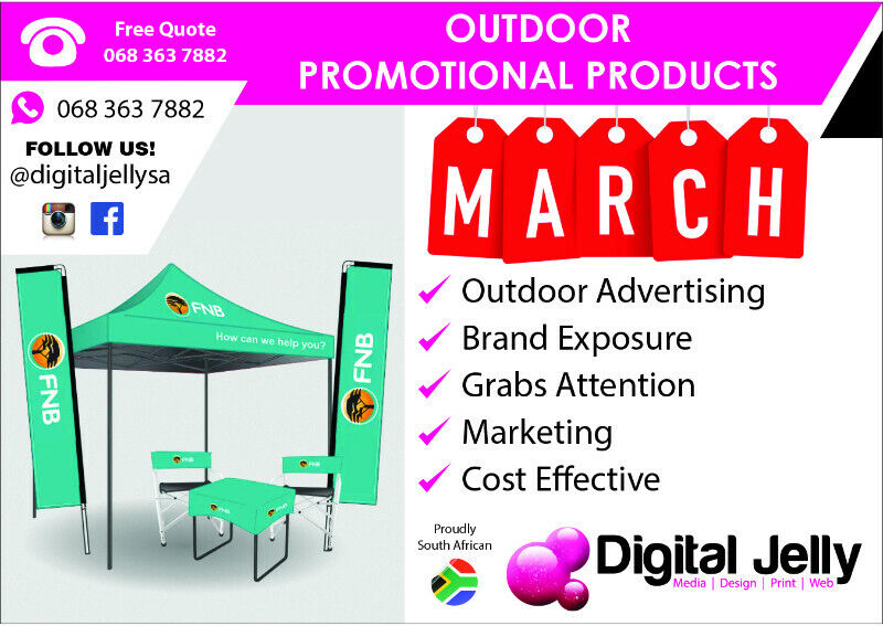 Outdoor Promotional Advertising